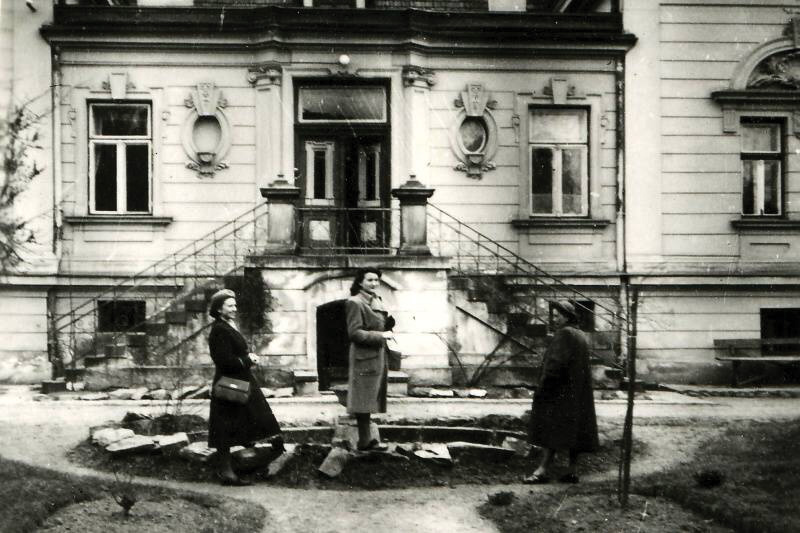 Šumperk in the time of Little Vienna